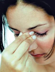 Боль в глазах при беременности