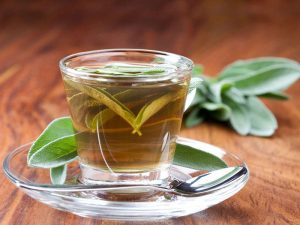 Чай из шалфея